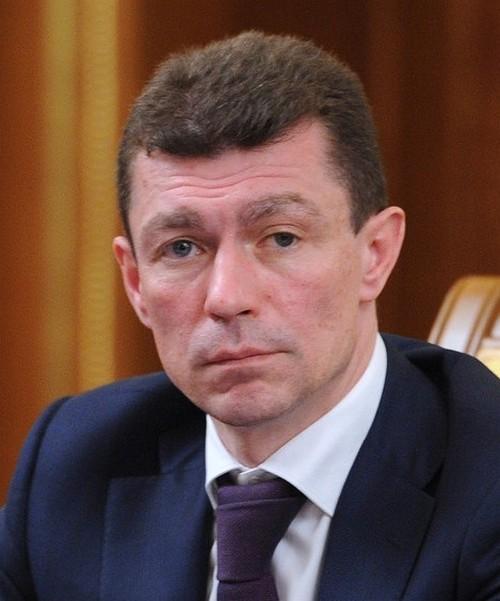 министр Топилин