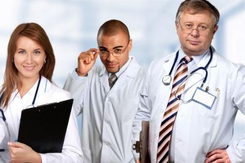 специалист здравоохранения