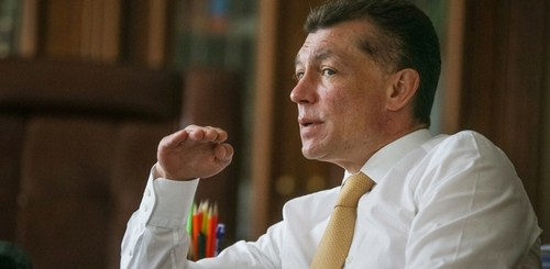 министр Максим топилин